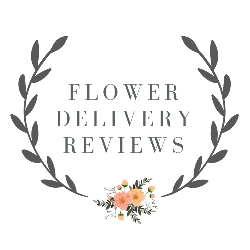 Logo for Flower Delivery Reviews site